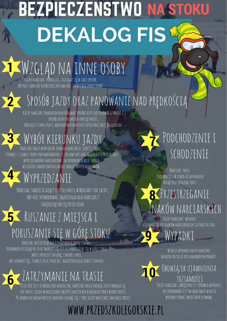dekalog narciarski